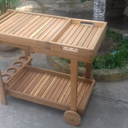 TEA TROLLEY FW343