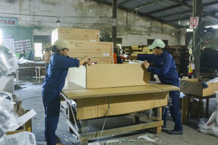 Quality Inspection & Packing