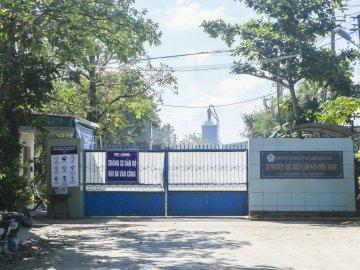 Dien Ngoc wood processing factory